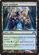 4x Simic Guildgate MTG Gatecrash NM Magic Regular