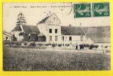 cpa FRANCE Oise 60 - MOUY Ancien Couvent Prieuré St Jean du Vivier HARAS St JEAN