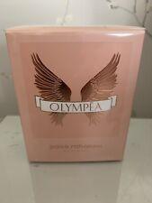 Genuine PACO RABANNE OLYMPEA 50 ml Eau de Parfum Spray Nuevo Sellado Paquete de venta al por menor