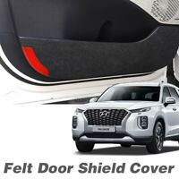 Premium Door Shield Cover Sticker Kick Protector for Hyundai 2019-2020 Palisade