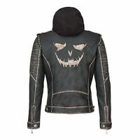 Suicide Squad: 'The Killing Jacket' Joker Leather Jacket