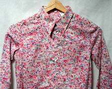 Chemise vintage liberty Cacharel 14 ans