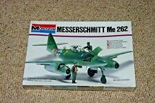 MONOGRAM MESSERSCHMITT Me 262 1/48 Scale