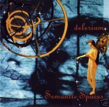 Delerium Semantic spaces CD 1995