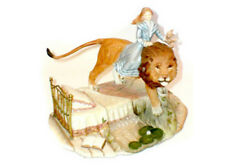 CS LEWIS-IL LEONE, WITCH & Guardaroba, Narnia Figura statua fantasy Nizza