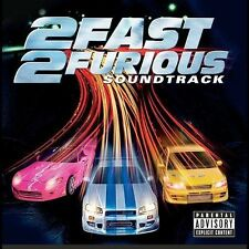 2 FAST 2 FURIOUS Soundtrack CD BRAND NEW Ludacris Pitbull