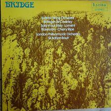 SRCS 73 Frank Bridge Suite For String Orchestra / Sir Roger de Coverley / Sal...