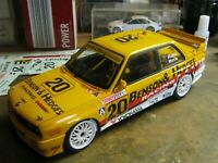 BMW E30 M3 Benson Hedges Bathurst 1000 1992 Hulme-Morris  in 1:18 ANFERTIGUNG
