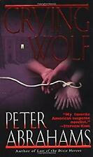 Crying Wolf by Abrahams, Peter