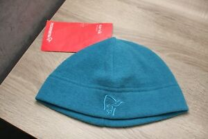 NEW Norrona Narvik Ink Blue Hat Ski Snowboard Size L