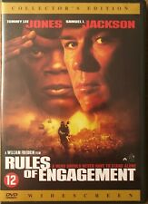 RULES OF ENGAGEMENT - TOMMY LEE JONES - DVD
