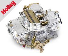 Holley 0-3310SA Carburateur, modèle 4160, 750 CFM, Square alésage, 4-tonneau argent