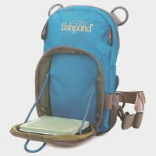 Fishpond Vertical Chest Pack Tidal Blue Fly Fishing