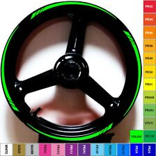 GP RIM STRIPES WHEEL DECALS TAPE STICKERS KAWASAKI Ninja ZX10R ZX12R ZX14R ZX14