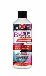 Unisex Woman Men Ingrown Hair Removal Shaving Rash Treatment Face Bump Stop Bump