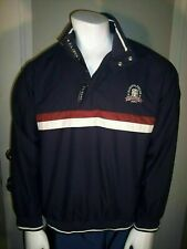 Olympia Fields 2003 Us Open Golf Volunteers Jacket Womans Large Blue Ls Poly