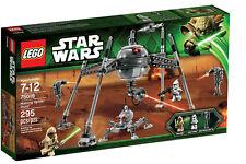 Lego Star Wars 75142 Homing Spider Droid Complete Set
