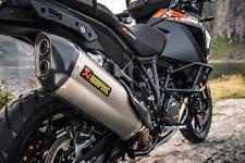 KTM AKRAPOVIC SLIP-ON EXHAUST 1190 ADVENTURE 1290 SUPER ADVENTURE 60705979000
