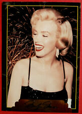 """Sports Time Inc."" MARILYN MONROE Card # 112 individual card, issued in 1995"