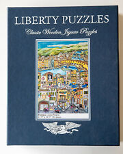 Liberty Wooden Puzzle – Florence, 591 pieces COMPLETE