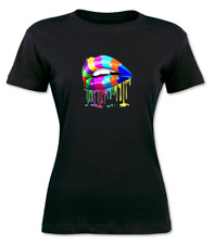 PERSONALISED colourful women,white,black,t-shirt,gift,clothes