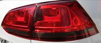 C005 Rückleuchten Folie Set Dark Grey für VW Golf 7 Variant LED GTI Aufkleber