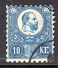 Hungary - 1871 Definitive Franz Josef - Mi. 11a VFU (3)