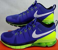 New Mens 14 NIKE Air Max TR180 Game Royal Blue Shoes $130 723972-414