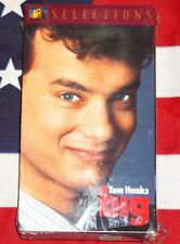 NEW Big (VHS, 1988) Tom Hanks, Elizabeth Perkins, Robert Loggia, Comedy SEALED