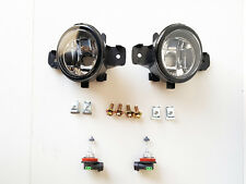 2x Front Bumper Clear Fog Driving Light Bulbs For 2008-2013 Nissan Altima Coupe