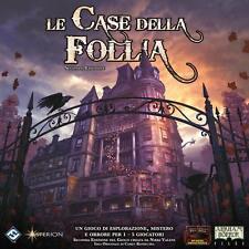LE CASE DELLA FOLLIA Seconda Edizione  - Asterion