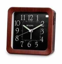 Bulova Manor Alarm Clock B1870