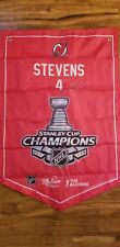 *NEW* 2019 Molson Canadien New Jersey Devils Stanley Cup Banner.