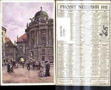127269,Künstler Ak E. Graner Strassenansicht Wien 1