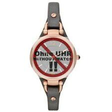 Fossil Ersatz Lederarmband Uhrenband Georgia ES3467 ES3413 ES3077 ES3151 ohne Uh