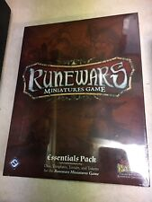 Runewars: The Miniatures Game: Essentials Pack Board Game New