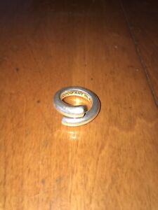 Good Art Hlywd Nixon Ring - Sterling Silver