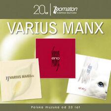 3CD VARIUS MANX Eta Eno Emi Kolekcja 20-lecia Pomatonu