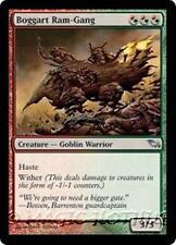 BOGGART RAM-GANG Shadowmoor MTG Red/Green Creature — Goblin Warrior Unc