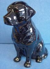 QUAIL CERAMIC BLACK LABRADOR RETRIEVER GUN DOG MONEYBOX MONEY BOX PIGGY BANK