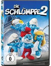 DVD * DIE SCHLÜMPFE  2 - Der 2. Kinofilm # NEU OVP <