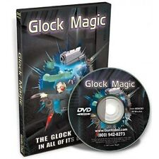 Glock Magic - Why the Glock is Special DVD by Lenny Magill  7777