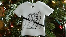 Personalized Sport/Volleyball Christmas Ornament