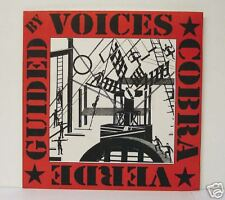 "GUIDED BY VOICES - SPLIT 7"" W/ COBRA VERDE - 1997"