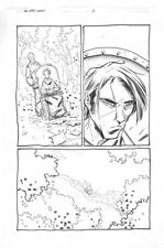Cobbler's Monster: Gepetto's Frankenstein p.19 Rousseau