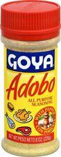 Goya Foods Adobo All Purpose Seasoning With Pepper, 8 Ounce Bottle (3828)
