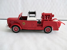 Hotchkiss H.6 G54 Sapeurs Pompiers - Solido 1:50