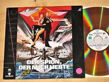 Laserdisc - James Bond 007 - Der Spion der mich liebte - Roger Moore