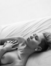 'MILEY CYRUS' A4 POSTER PRINT, POSTED WITHIN 24 HOURS OF CLEARED PAYMENT, 'FREE'