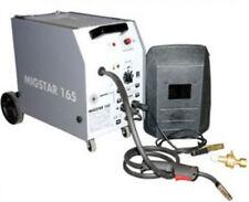 Máquina soldadora atmósfera PROTECTORA migstar 165 75300 incl. Accesorios